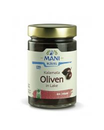 Kalamata Oliven in Lake - Mani -NL Fair - bio (180g)