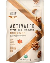 Activated Superfood Nussmischung Malted Maple - bio & roh (113g)