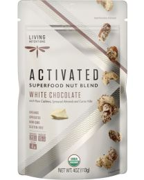 Activated Superfood Nussmischung White Chocolate - bio & roh (113g)