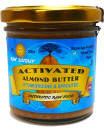 Activated Almond Butter - Mandelmus - bio  (140g)