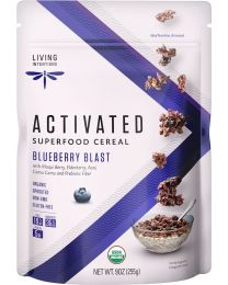Activated Superfood-Müsli Blueberry Blast - bio & roh (255g)