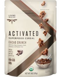 Activated Superfood-Müsli Cacao Crunch - bio & roh (255g)