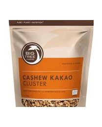 Big Tree Farms - süßes Cashew-Kakao Cluster - roh & bio (100g)
