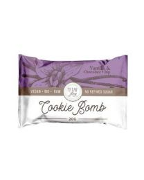 Cookie Bomb Vanilla Choc - My Raw Joy -  bio & roh (20g)