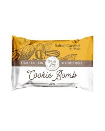 Cookie Bomb Salted Carawmel - My Raw Joy -  bio & roh (20g)