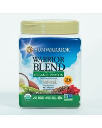 Sunwarrior - Warrior Blend Natural - bio & roh (375g)
