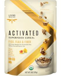 Activated Superfood-Müsli Figs, Flax & Fiber - bio & roh (255g)