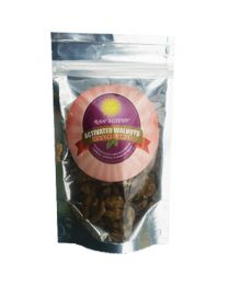 Activated Walnuts Maple Syrup - Raw Ecstasy - bio (70g)
