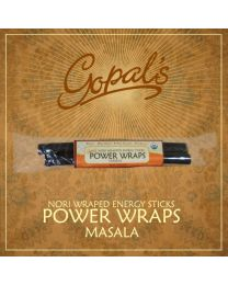Power Wraps Masala (2 St.) - roh