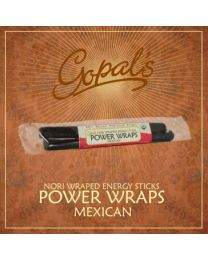 Power Wraps Mexican (2 St.) - roh