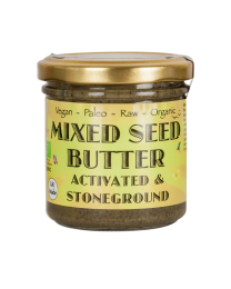 Activated Organic Mixed Seed Butter - bio (140g)