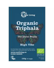 Triphala Pulver - The Three Fruits - bio (100g)