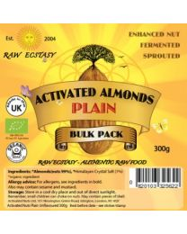 Activated Almonds - Raw Ecstasy - bio (300g)
