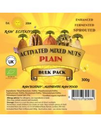 Activated Mixed Nuts - Raw Ecstasy - bio (300g)