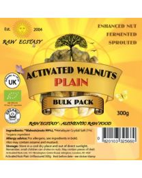 Activated Walnuts bio - Raw Ecstasy (300g)