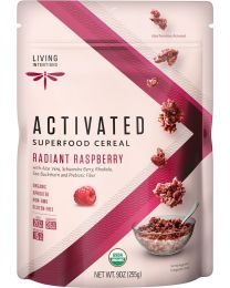 Activated Superfood-Müsli Radiant Raspberry - roh (255g)