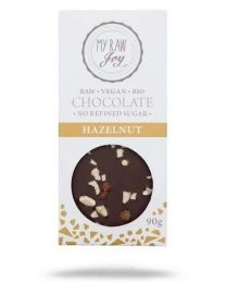Raw Chocolate Hazelnut BIG - My Raw Joy - bio  (90g)