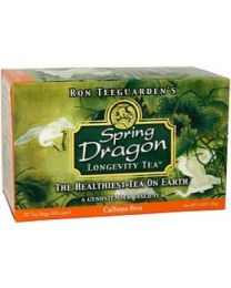 Spring Dragon Longevity Tea (20 bags) - Dragon Herbs