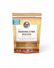 Big Tree Farms - Kokosblütenzucker blonde - bio  (500g)