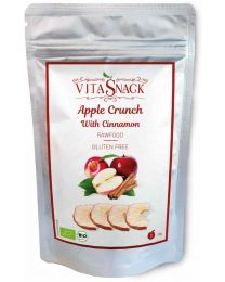 Apple Crunch with Cinnamon - Vita Snack - bio & roh (20g)